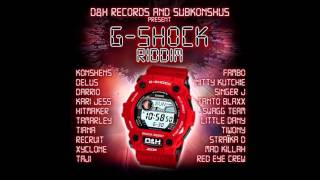 Delus-18 and Over G Shock Riddim