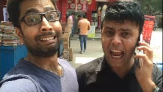 Mirchi Murga | Talking Loudly on Phone in Public |  RJ Naved Prank