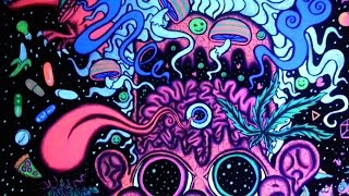 DARKATRIP 2016 DARK PSY / HITECH / PSYCORE | PROMO DJ SET | by DEERON