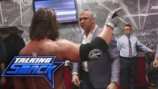 AJ Styles and Shane McMahon's confrontation spins out of control: WWE Talking Smack, March 7, 2017