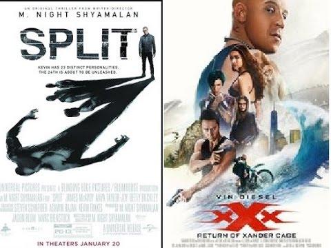 Xxx Mp4 AJ S Movie Reviews Split XXx The Return Of Xander Cage 1 20 17 3gp Sex