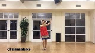 Raghs e Irani - Khanoomam- Davood Chargari آموزش رقص ایرانی ـ آهنگ خانومم ـ  داوود چرگری - جلسه اول