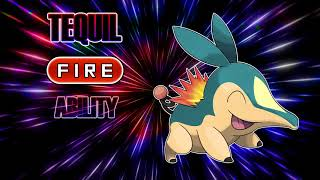 STARTER FUSIONS! CYNDAQUIL AND TEPIG!