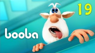 Booba - Metro Episode 19 - Teddy bear Funny cartoons for kids  2017 KEDOO animations for kids