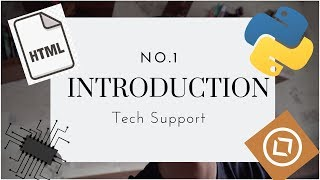 Introduction - TechSupport 101