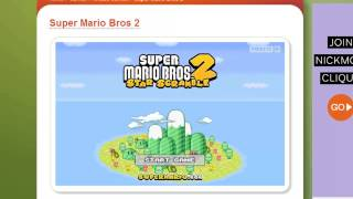 How to Play Super Mario Game Online