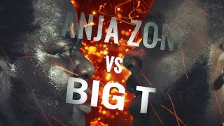 BIG T VS DANJA ZONE//BLACK ICE CARTEL//WAR SEASON
