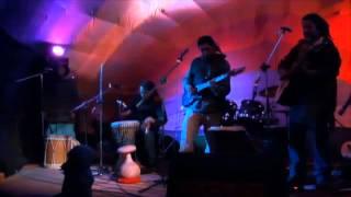 Kintu Panaka en 1 fest de mùsica medicina 2014 cusco  Peru