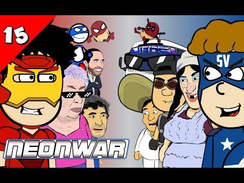 NEON WAR - CIVIL WAR