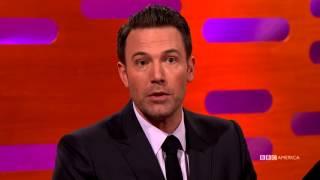 Christian Bale's Batman Advice for Ben Affleck - The Graham Norton Show