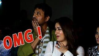 Watch Tisca Chopra abusing on-screen