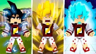 Minecraft: PONTOS PARA TRANSFORMAR - DRAGON BALL Ep.1 ‹ AMENIC ›