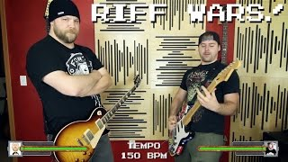 Riff Wars #1: Fluff Vs. Jared Dines