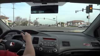 Boomba Motor Mounts Ride Along 2008 Civic Si
