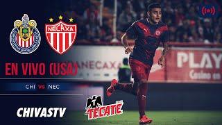 Chivas vs. Necaxa EN VIVO presentado por TECATE | Jornada 6 | Apertura 2019 | CHIVASTV | ESPAÑOL