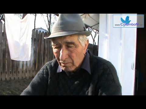 Prof Vasiliu Mihai explica metodele de reproductie si zbor ale porumbeilor