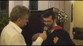 Marcos Granconato recebe título de Mestre em Teologia