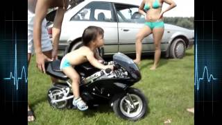 Funny Baby ★ Pocket Bike Kid