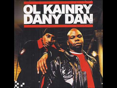Ol Kainry & Dany Dan- Les loups Feat Jango Jack