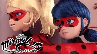 Miraculous Ladybug   🐞 Antibug 🐞   Ladybug and Cat Noir   Animation