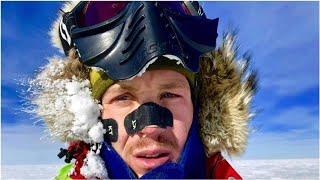 American man first to solo across Antarctica unaided - babanews