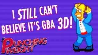 I Can't Believe It's GBA 3D! 2   Punching Weight [SSFF]