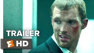 The Transporter Refueled TRAILER 3 (2015) - Ed Skrein Action Movie HD