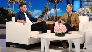 Ellen Gets Details on Niall Horan