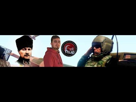ARMA 3 57. ALAY EL-BAB OPERASYONU KARA OPERASYONU!