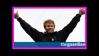 NEWS 24H - The French françois gabart sailors make for the fastest solo circumnavigation