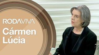 Roda Viva | Cármen Lúcia | 17/10/2016