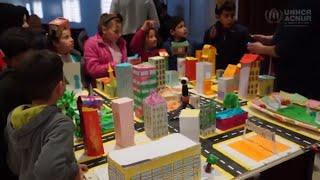 Ciudades virtuales para imaginar un futuro mejor