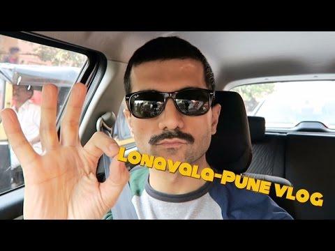 Lonavala-Pune Vlog