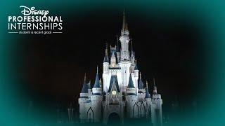 Sizzle | Disney Professional Internships