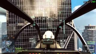 Battlefield 4 Viper Gameplay TOW Missile Obliteration