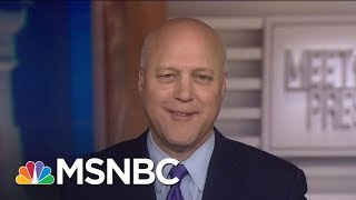 Full Mitch Landrieu: 'Painfully Hard' For Cities To Pass Gun Legislation | MTP Daily | MSNBC