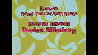 Spongebob - credits (Various episodes) (Lithuanian, LNK)