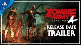 Zombie Army 4: Dead War – Release Date Trailer | PS4