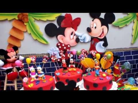 V O Show Eventos & Espectaculos DecoraCION Mickey Mouse 994378609 981544084