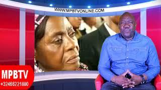 MPBTV Actualité Compliquée 13-01Coup de Pied de Mosengwo..Kabila a-t-il perdu les pédales