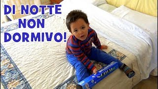 DI NOTTE NON DORMIVO! - Leonardo D