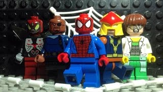 Lego Spider-Man: Web Of Lies