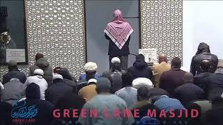 Imitation of sheikh Ali Jaber