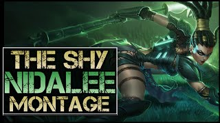 The Shy Montage - Best Nidalee Plays