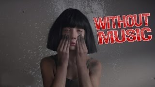 Sia - The Greatest - Without Music - SHREDS!