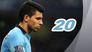 Sergio Aguero Top 20 Goals