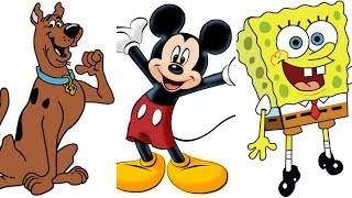 Top 10 Iconic Cartoon Characters of All Time