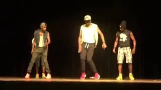 """Ervinho Show Part III - Chorégraphie spectacle """"Jeunes Talents"""" 2k16"""