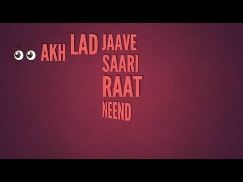 Xxx Mp4 AKH LAD JAAVE – Loveratri Badshah Jubin Nautiyal Asees Kaur Akh Lad Jaave Sari Raat Neend Na Ave 3gp Sex