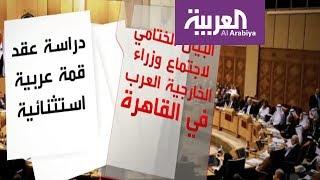 قرارات الجامعة العربية بشأن القدس